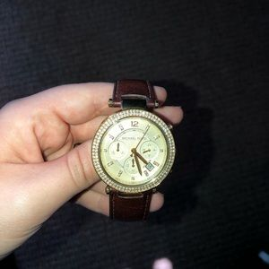 Two Michael Kors Watches!! Both included in price
